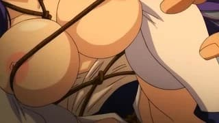 Super hentai avec une femme avec des seins énormes !