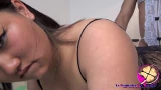 Nathalie Dasye est une pornstar française un peu ronde