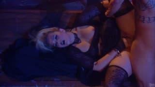 Alexis Texas tourne une toute nouvelle scène porno !