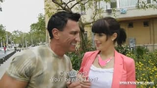 Carol Vega - Une baise intense avec un latino !