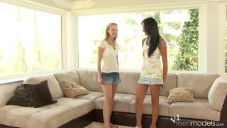 Michelle Honeywell et Tanner Mayes sont des lesbiennes