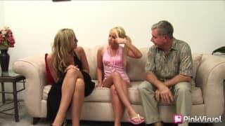 une vidéo de sexe avec la belle blonde Alexia Sky