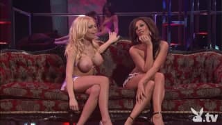 Plusieurs lesbiennes hyper bandantes à voir en vidéo