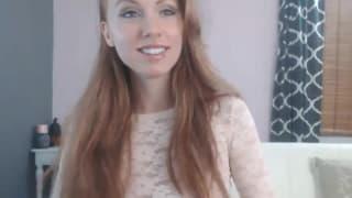 Jayde elle s'amuse comme jamais devant la webcam