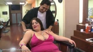 Brandy Ryder est une grosse nana qui aime le sexe