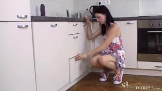 Un peu de ménage dans la cuisine