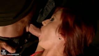 Bondage et de la domination pour Patricia Gold