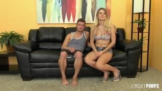 Natalia Starr elle veut baiser devant la webcam