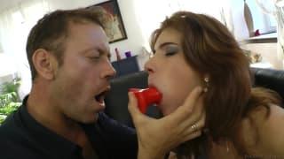 Porno hardcore et anal pour Milla Yul !