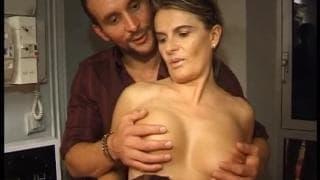 Française salope et mature enculée