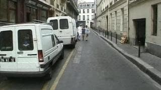 Ptite bourge parisienne prise en double!