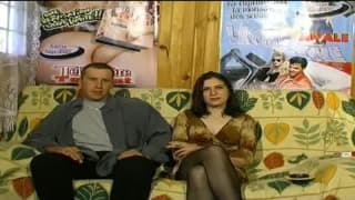 Casting porno d'un couple d'amateurs