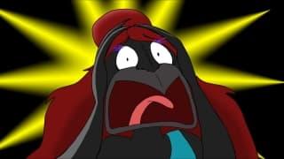 Raven est délicieuse et s'éclate avec une pipe
