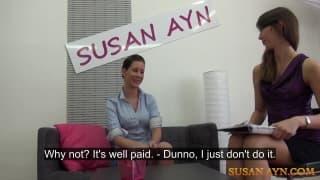 Susan Ayn va aujourd'hui tester Tereza