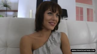Petite sodomie copieuse pour Galina Galkina