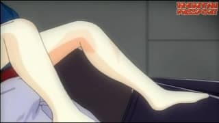 Un hentai torride avec ds jeunes filles hot