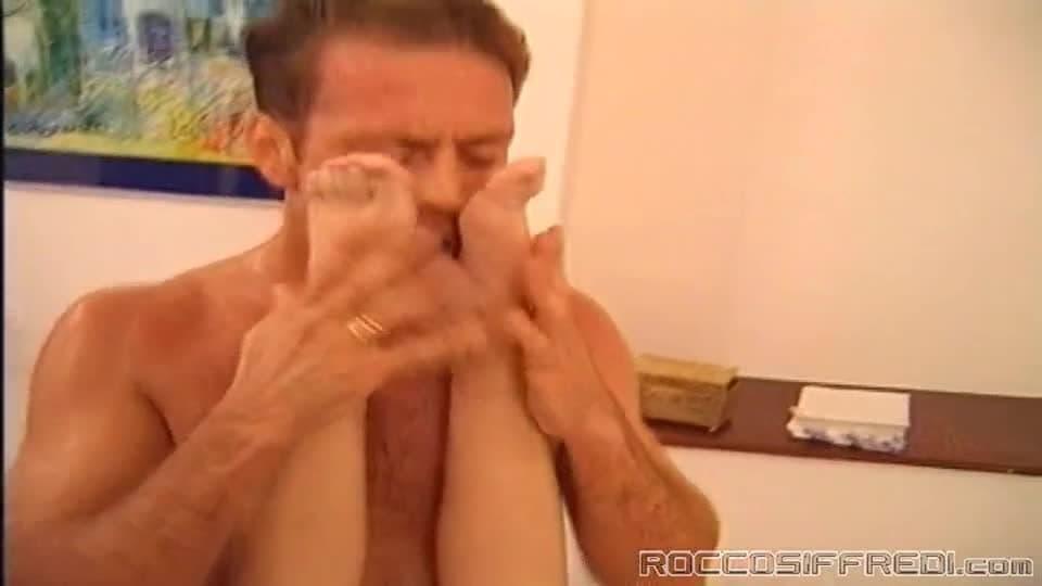 rocco siffredi anal sex jeanne salope