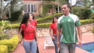 3 Bombes Latina qui vont bien se faire baiser