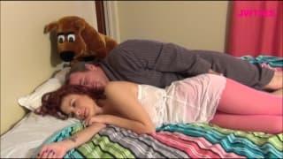 Jessica Robbin se fait baiser sauvagement