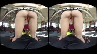 Porno sublime en VR avec Rachel Starr