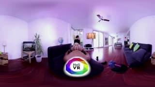 Stacy Snake présente en réalité virtuelle !