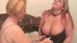 Deux actrices BBW à voir dans cette vidéo
