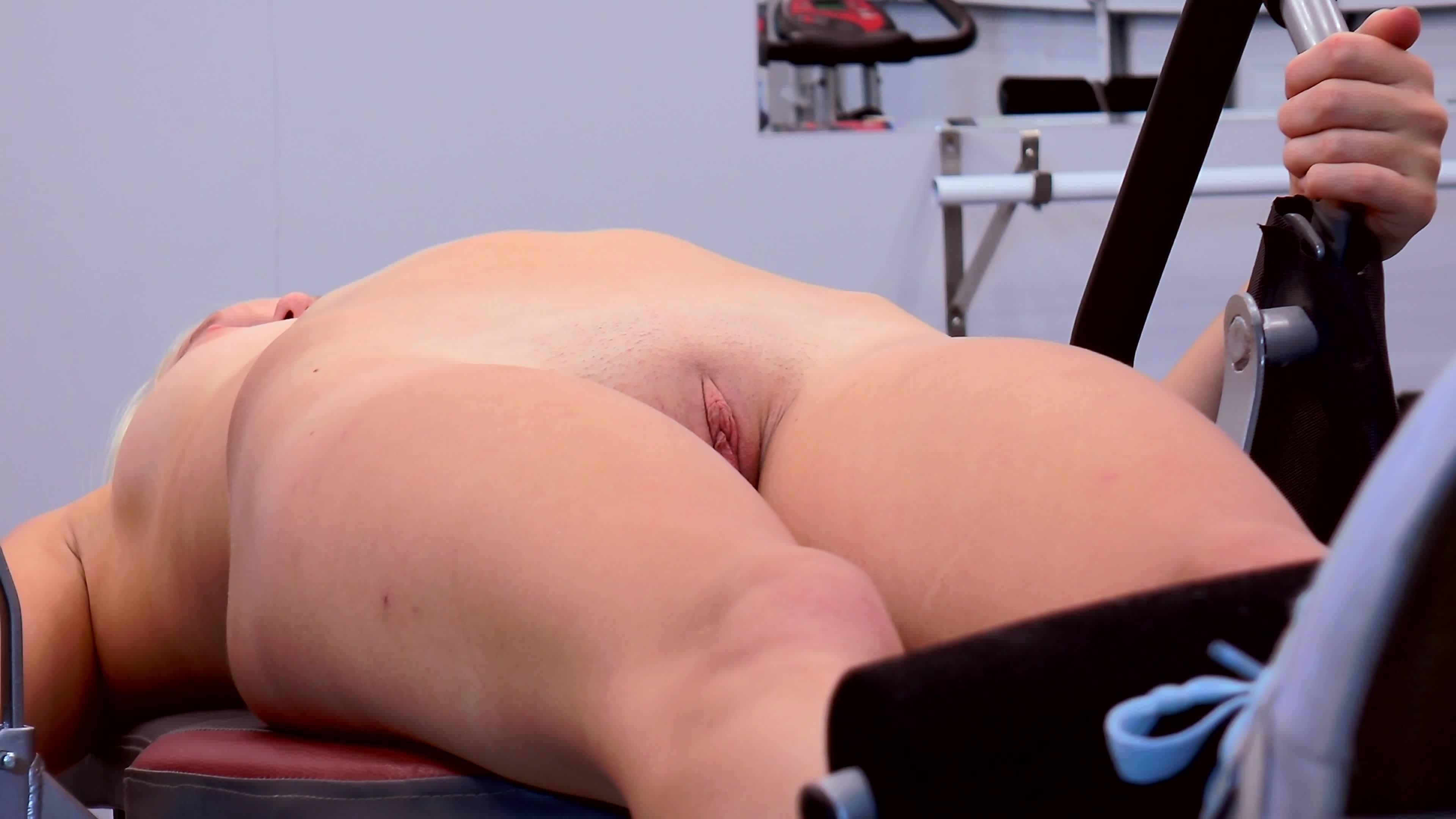 sexe salle de sport mamie naturiste