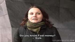 Slash et Manon bonne baisent contre de l'argent