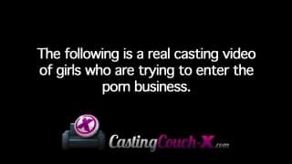 Elle va retirer sa jupe pour un casting
