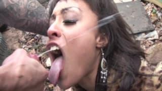 Compilation ejac deux salope