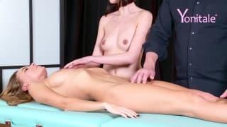 Un salon de massage très particulier
