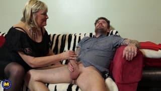 paul Willion baise une grosse pute mature