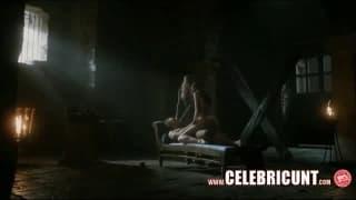 Compilation scènes de sexe Games of thrones