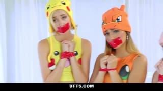 Pikachu, Rondoudou, Dracaufeu sont très chaudes
