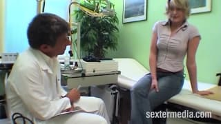 Une visite chez le médecin devient une sauterie