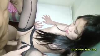 asiatique avaleuse mons