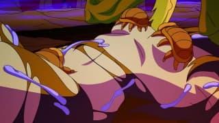 ébène femelle muscle porno