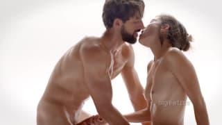 Massage artistique sensuel puis sexuel