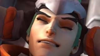 Overwatch: La naissance de Widowmaker Hentai