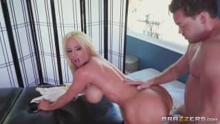 Noir masseuse porno