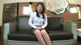 Japonaise mature Kaoru Shiojima sexe session